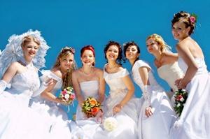 свадебное платье с разрезом рыбка