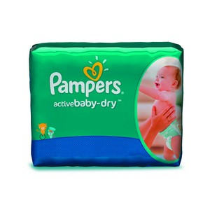 �������� � ����� �� Pampers � ��������� DVD ���� � ������������ ������������ �� ��������� ����������