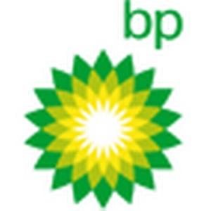 Логотип компании BP.