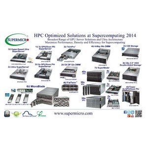 Supermicro� ������������� ������� �� �������� Supercomputing '14