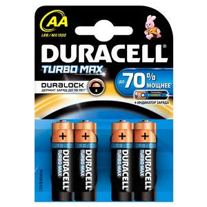Duracell Turbo Max: ���� ��������� - ��� �����