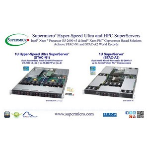 Supermicro� �� ������� STAC �������� � ���������� ������� ��������