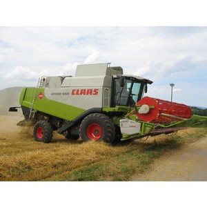 Claas: ��������� ����������� ������� ������������� Cemos Automatic �� ��������� Lexion