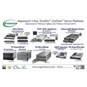 Supermicro� ������������ ��������� Ultra, TwinPro � FatTwin SuperServer