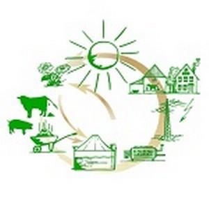 10.jpg. схема: истчоники получения биогаза.